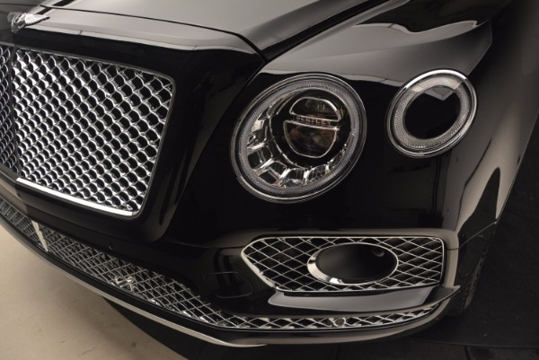 New 2018 Bentley Bentayga Activity Edition-Now with seating for 7!!! for sale Sold at Maserati of Greenwich in Greenwich CT 06830 14