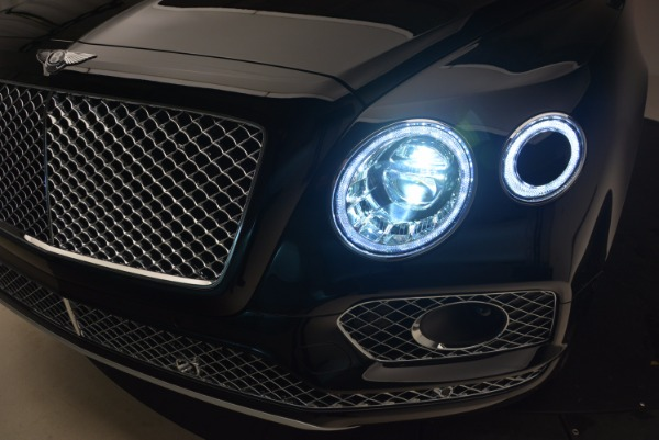 New 2018 Bentley Bentayga Activity Edition-Now with seating for 7!!! for sale Sold at Maserati of Greenwich in Greenwich CT 06830 19