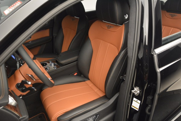 New 2018 Bentley Bentayga Activity Edition-Now with seating for 7!!! for sale Sold at Maserati of Greenwich in Greenwich CT 06830 22