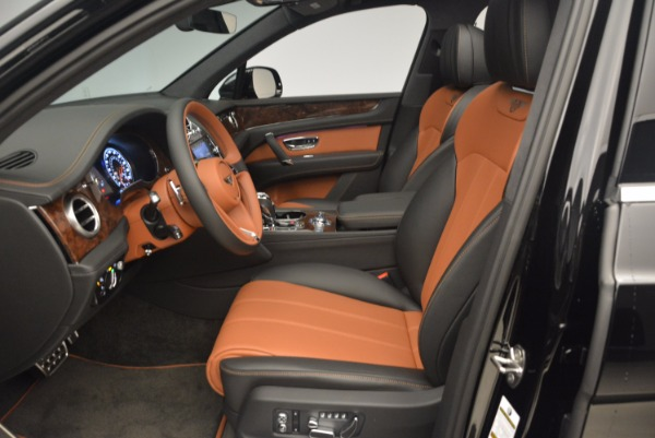 New 2018 Bentley Bentayga Activity Edition-Now with seating for 7!!! for sale Sold at Maserati of Greenwich in Greenwich CT 06830 23
