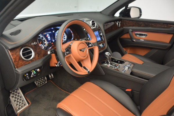 New 2018 Bentley Bentayga Activity Edition-Now with seating for 7!!! for sale Sold at Maserati of Greenwich in Greenwich CT 06830 24