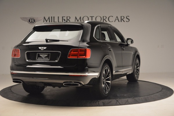 New 2018 Bentley Bentayga Activity Edition-Now with seating for 7!!! for sale Sold at Maserati of Greenwich in Greenwich CT 06830 7