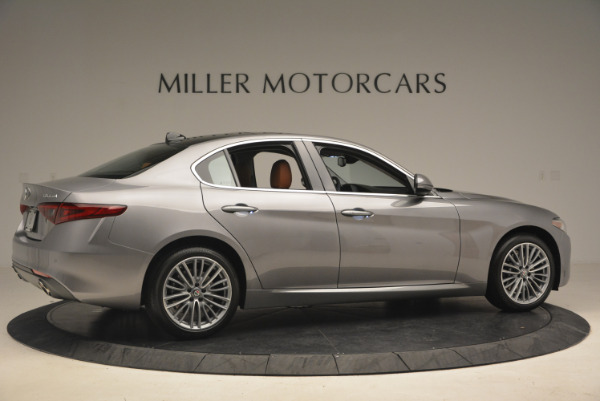 New 2017 Alfa Romeo Giulia Ti Q4 for sale Sold at Maserati of Greenwich in Greenwich CT 06830 8