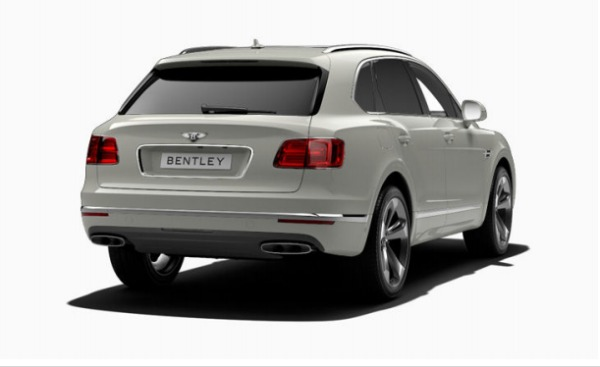 Used 2017 Bentley Bentayga for sale Sold at Maserati of Greenwich in Greenwich CT 06830 4