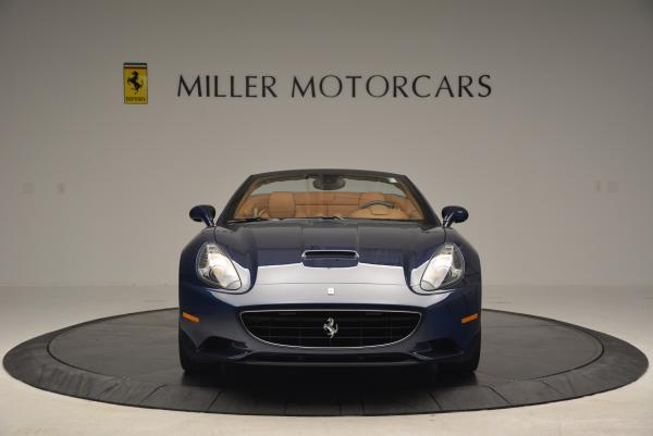 Used 2010 Ferrari California for sale Sold at Maserati of Greenwich in Greenwich CT 06830 12