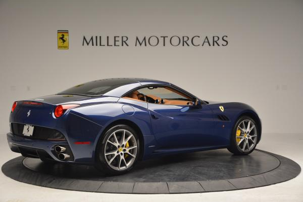 Used 2010 Ferrari California for sale Sold at Maserati of Greenwich in Greenwich CT 06830 20
