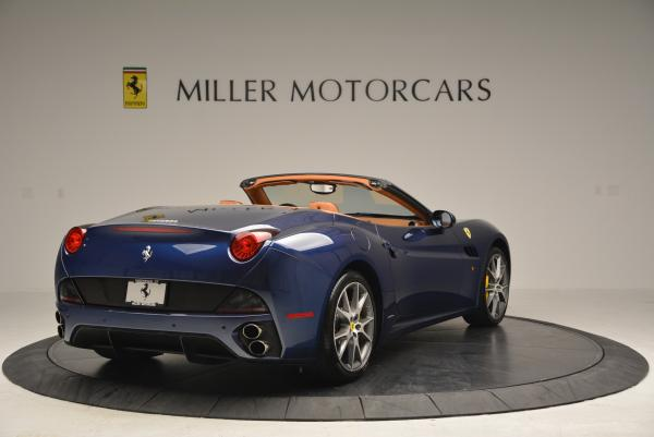 Used 2010 Ferrari California for sale Sold at Maserati of Greenwich in Greenwich CT 06830 7