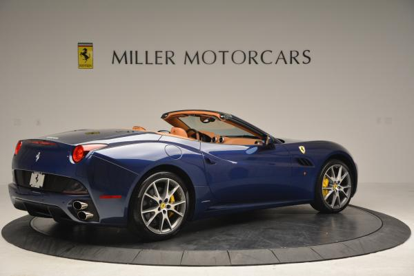 Used 2010 Ferrari California for sale Sold at Maserati of Greenwich in Greenwich CT 06830 8