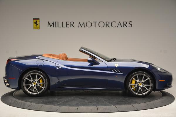 Used 2010 Ferrari California for sale Sold at Maserati of Greenwich in Greenwich CT 06830 9