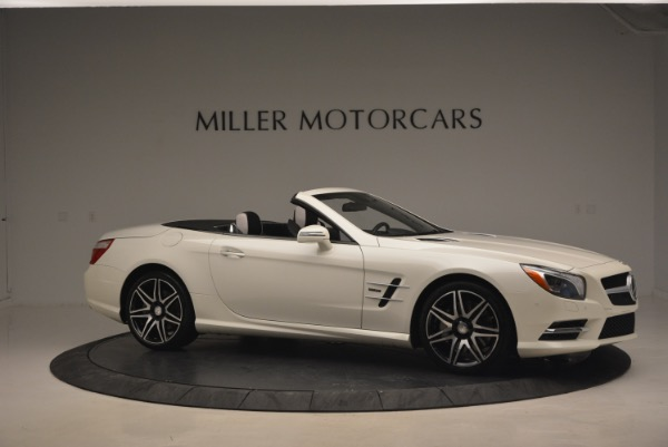 Used 2015 Mercedes Benz SL-Class SL 550 for sale Sold at Maserati of Greenwich in Greenwich CT 06830 11