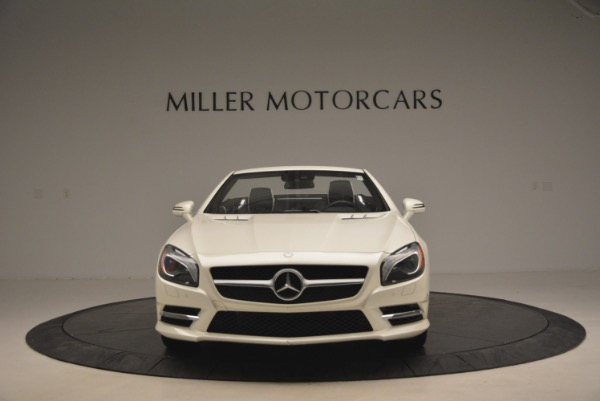 Used 2015 Mercedes Benz SL-Class SL 550 for sale Sold at Maserati of Greenwich in Greenwich CT 06830 13