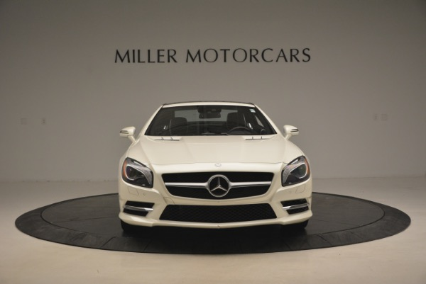 Used 2015 Mercedes Benz SL-Class SL 550 for sale Sold at Maserati of Greenwich in Greenwich CT 06830 14