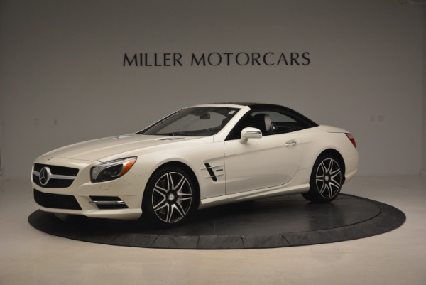 Used 2015 Mercedes Benz SL-Class SL 550 for sale Sold at Maserati of Greenwich in Greenwich CT 06830 16