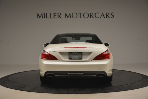 Used 2015 Mercedes Benz SL-Class SL 550 for sale Sold at Maserati of Greenwich in Greenwich CT 06830 20