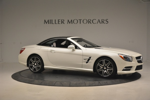 Used 2015 Mercedes Benz SL-Class SL 550 for sale Sold at Maserati of Greenwich in Greenwich CT 06830 24