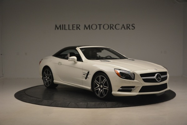 Used 2015 Mercedes Benz SL-Class SL 550 for sale Sold at Maserati of Greenwich in Greenwich CT 06830 25