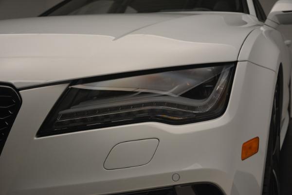 Used 2014 Audi RS 7 4.0T quattro Prestige for sale Sold at Maserati of Greenwich in Greenwich CT 06830 16