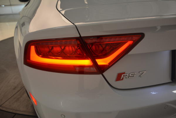 Used 2014 Audi RS 7 4.0T quattro Prestige for sale Sold at Maserati of Greenwich in Greenwich CT 06830 19