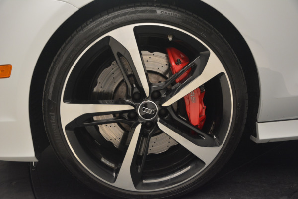 Used 2014 Audi RS 7 4.0T quattro Prestige for sale Sold at Maserati of Greenwich in Greenwich CT 06830 21