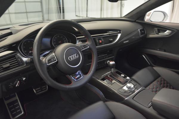 Used 2014 Audi RS 7 4.0T quattro Prestige for sale Sold at Maserati of Greenwich in Greenwich CT 06830 24
