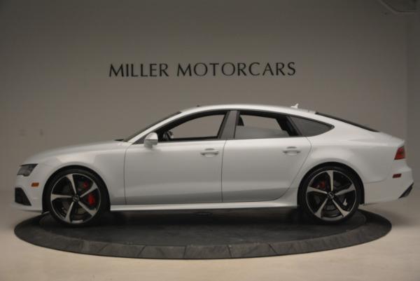 Used 2014 Audi RS 7 4.0T quattro Prestige for sale Sold at Maserati of Greenwich in Greenwich CT 06830 3