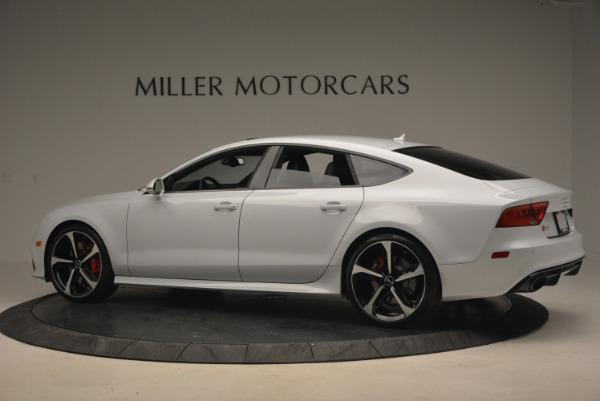 Used 2014 Audi RS 7 4.0T quattro Prestige for sale Sold at Maserati of Greenwich in Greenwich CT 06830 4