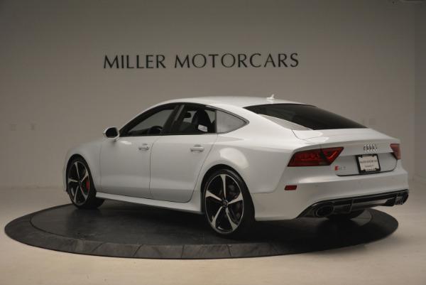 Used 2014 Audi RS 7 4.0T quattro Prestige for sale Sold at Maserati of Greenwich in Greenwich CT 06830 5