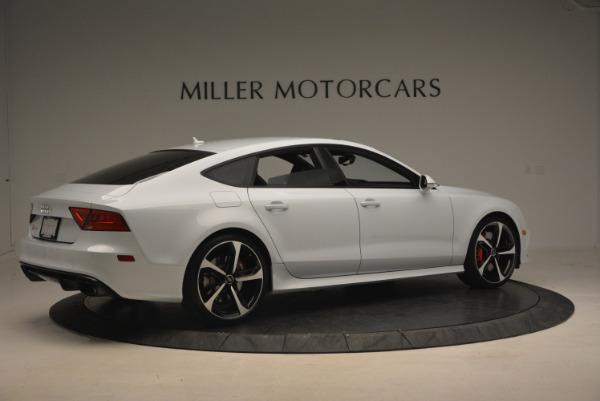 Used 2014 Audi RS 7 4.0T quattro Prestige for sale Sold at Maserati of Greenwich in Greenwich CT 06830 8