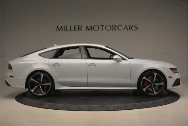 Used 2014 Audi RS 7 4.0T quattro Prestige for sale Sold at Maserati of Greenwich in Greenwich CT 06830 9