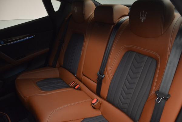 New 2017 Maserati Quattroporte S Q4 GranLusso for sale Sold at Maserati of Greenwich in Greenwich CT 06830 27