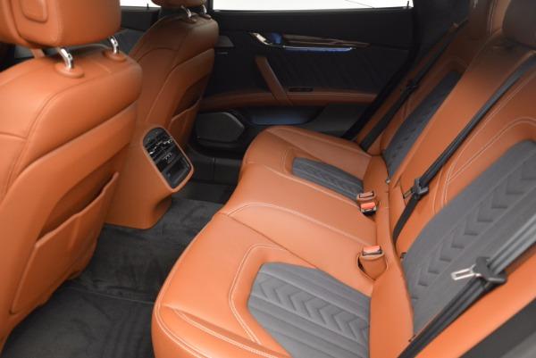 New 2017 Maserati Quattroporte S Q4 GranLusso for sale Sold at Maserati of Greenwich in Greenwich CT 06830 28
