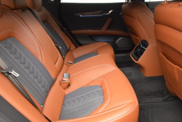 New 2017 Maserati Quattroporte S Q4 GranLusso for sale Sold at Maserati of Greenwich in Greenwich CT 06830 25