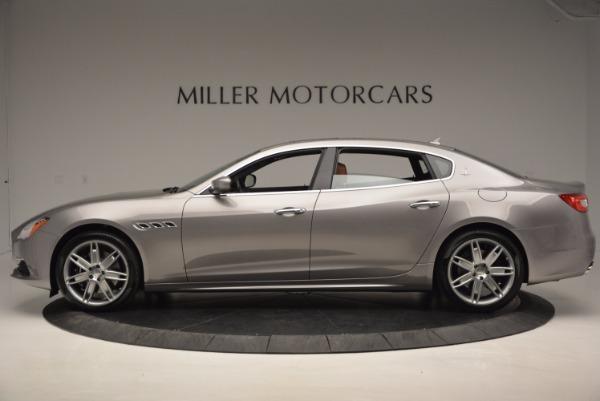 New 2017 Maserati Quattroporte S Q4 GranLusso for sale Sold at Maserati of Greenwich in Greenwich CT 06830 3