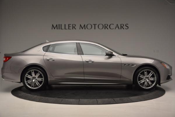 New 2017 Maserati Quattroporte S Q4 GranLusso for sale Sold at Maserati of Greenwich in Greenwich CT 06830 9