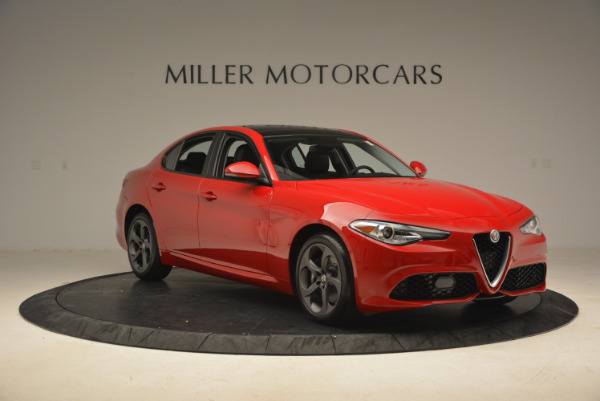 New 2017 Alfa Romeo Giulia Q4 for sale Sold at Maserati of Greenwich in Greenwich CT 06830 13
