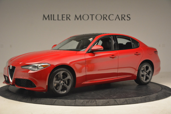 New 2017 Alfa Romeo Giulia Q4 for sale Sold at Maserati of Greenwich in Greenwich CT 06830 2