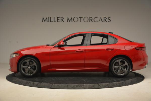 New 2017 Alfa Romeo Giulia Q4 for sale Sold at Maserati of Greenwich in Greenwich CT 06830 4