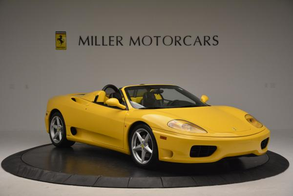 Used 2003 Ferrari 360 Spider 6-Speed Manual for sale Sold at Maserati of Greenwich in Greenwich CT 06830 11