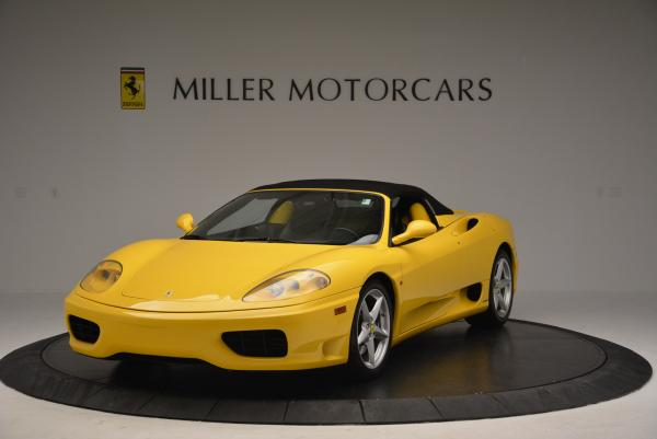 Used 2003 Ferrari 360 Spider 6-Speed Manual for sale Sold at Maserati of Greenwich in Greenwich CT 06830 13