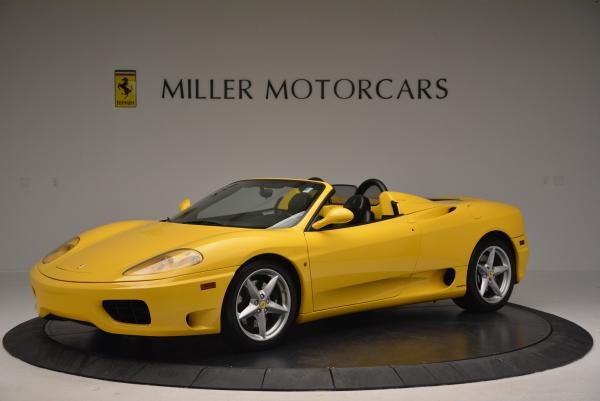 Used 2003 Ferrari 360 Spider 6-Speed Manual for sale Sold at Maserati of Greenwich in Greenwich CT 06830 2