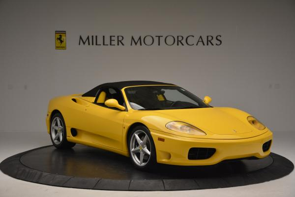 Used 2003 Ferrari 360 Spider 6-Speed Manual for sale Sold at Maserati of Greenwich in Greenwich CT 06830 23