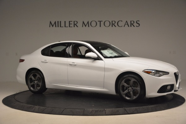 New 2017 Alfa Romeo Giulia Q4 for sale Sold at Maserati of Greenwich in Greenwich CT 06830 11