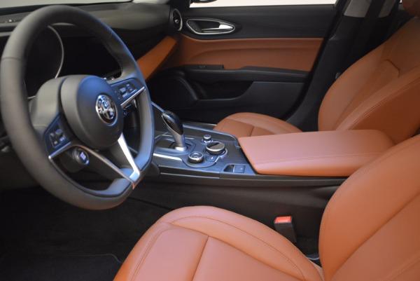 New 2017 Alfa Romeo Giulia Q4 for sale Sold at Maserati of Greenwich in Greenwich CT 06830 15