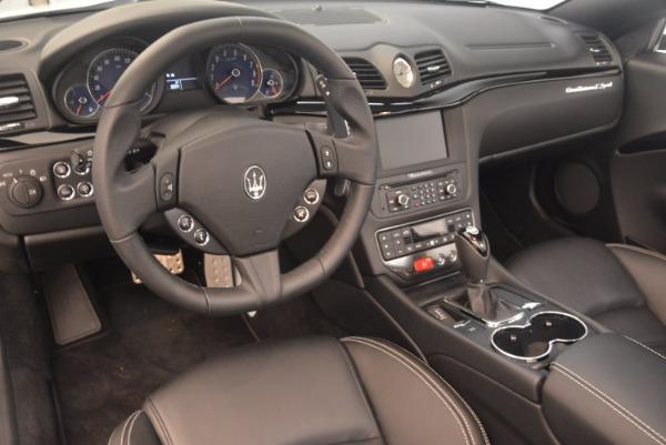 Used 2016 Maserati GranTurismo Sport for sale Sold at Maserati of Greenwich in Greenwich CT 06830 26
