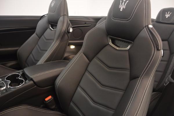 Used 2016 Maserati GranTurismo Sport for sale Sold at Maserati of Greenwich in Greenwich CT 06830 28
