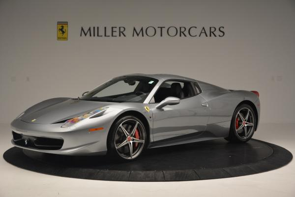 Used 2013 Ferrari 458 Spider for sale Sold at Maserati of Greenwich in Greenwich CT 06830 14