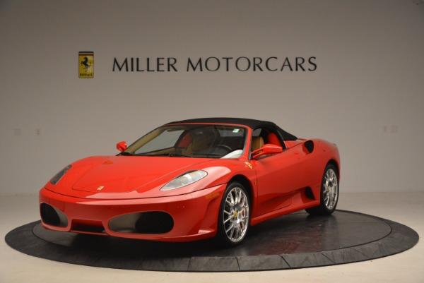 Used 2008 Ferrari F430 Spider for sale Sold at Maserati of Greenwich in Greenwich CT 06830 13