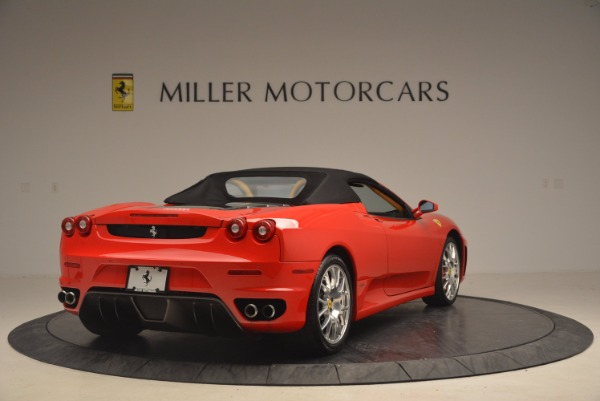 Used 2008 Ferrari F430 Spider for sale Sold at Maserati of Greenwich in Greenwich CT 06830 19