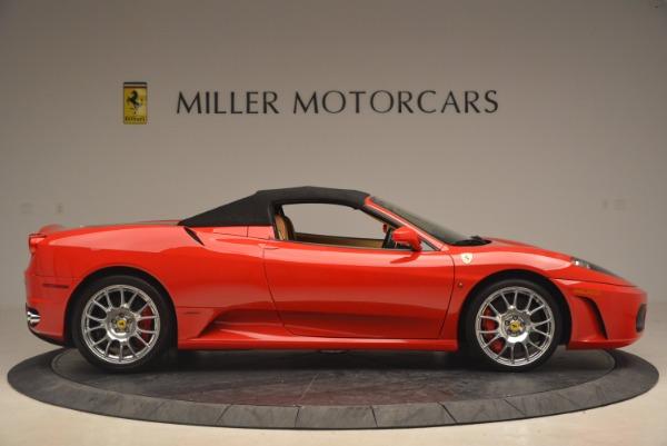 Used 2008 Ferrari F430 Spider for sale Sold at Maserati of Greenwich in Greenwich CT 06830 21