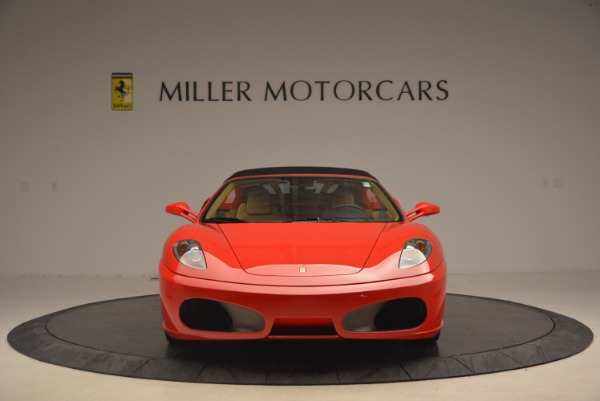 Used 2008 Ferrari F430 Spider for sale Sold at Maserati of Greenwich in Greenwich CT 06830 24